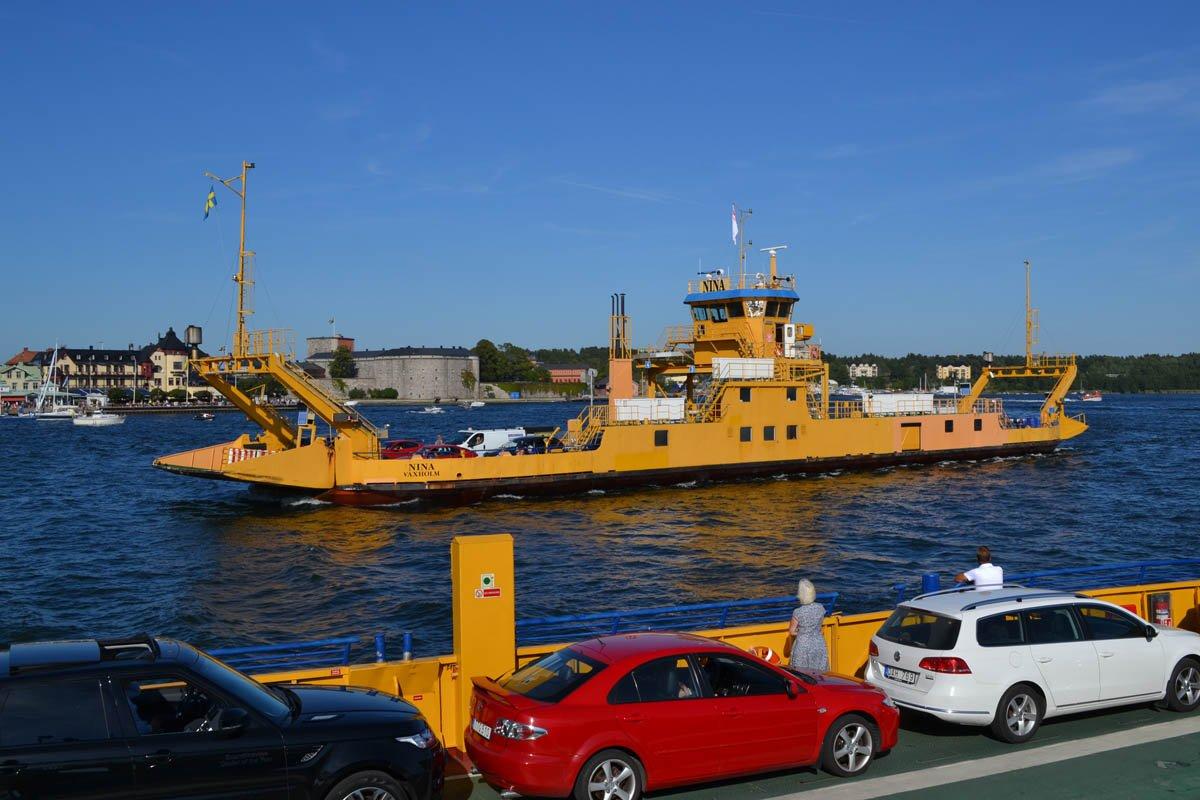 Rindö Fähren