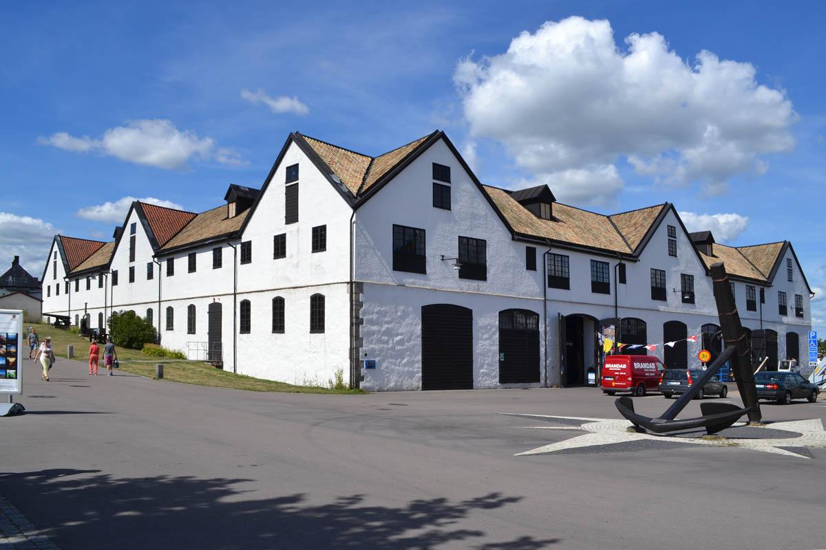 Seefahrtmuseum auf Stumholmen