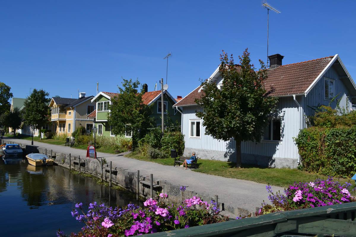 Trosån-Fluss