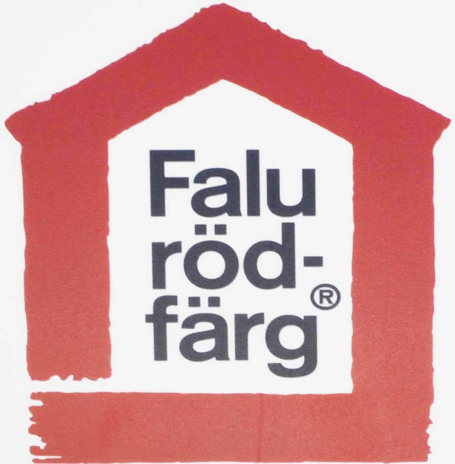 Logo Falu Rödfärg