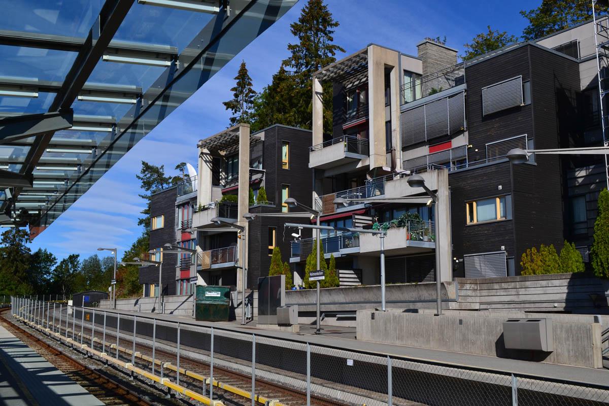 Modernste Wohnungen direkt am Bahnhof