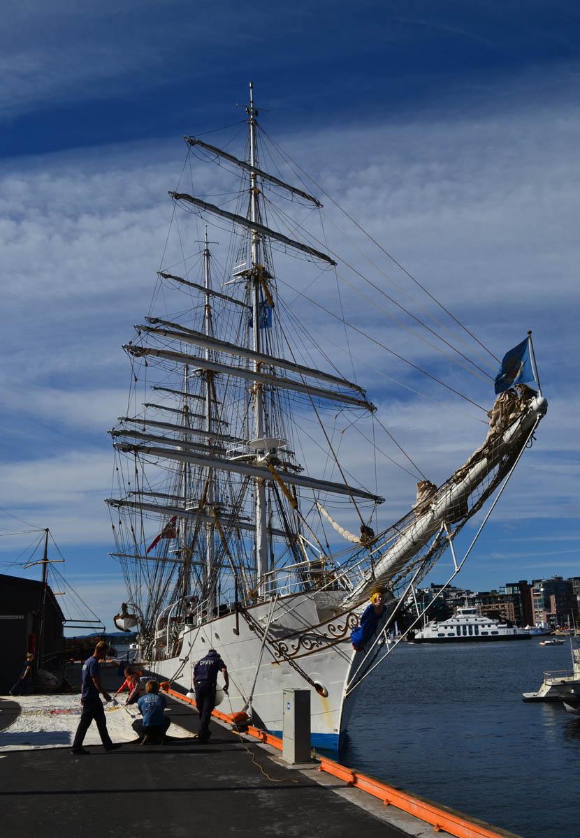 Segelschulschiff Christian Radich
