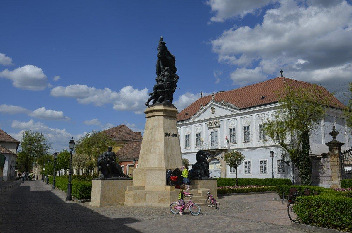 Denkmal zum 1. Weltkrieg