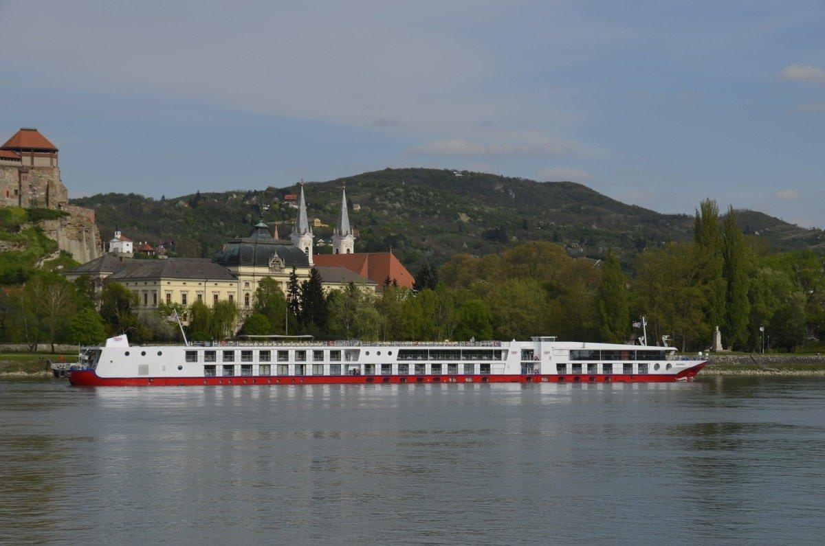 Donau Panorama in Esztergom