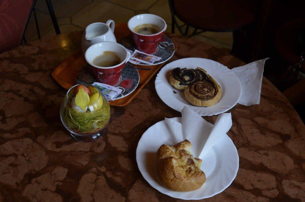 Kaffee und Kuchen nur 5 Euro