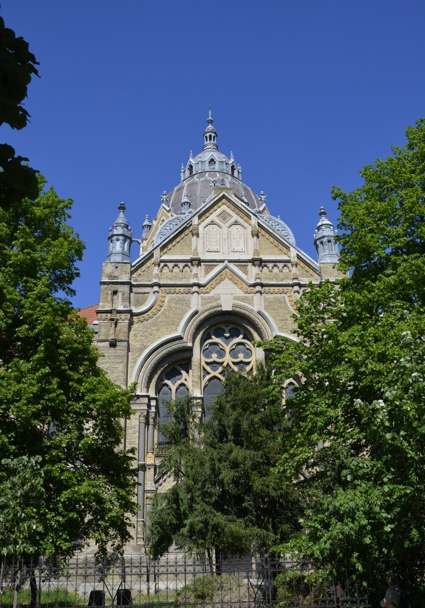 Neue Synagoge in Szeged