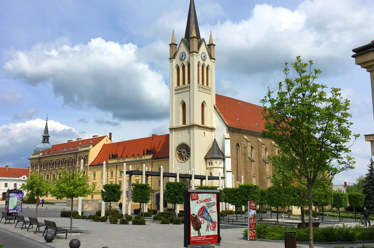 Pfarrkirche in Keszthely