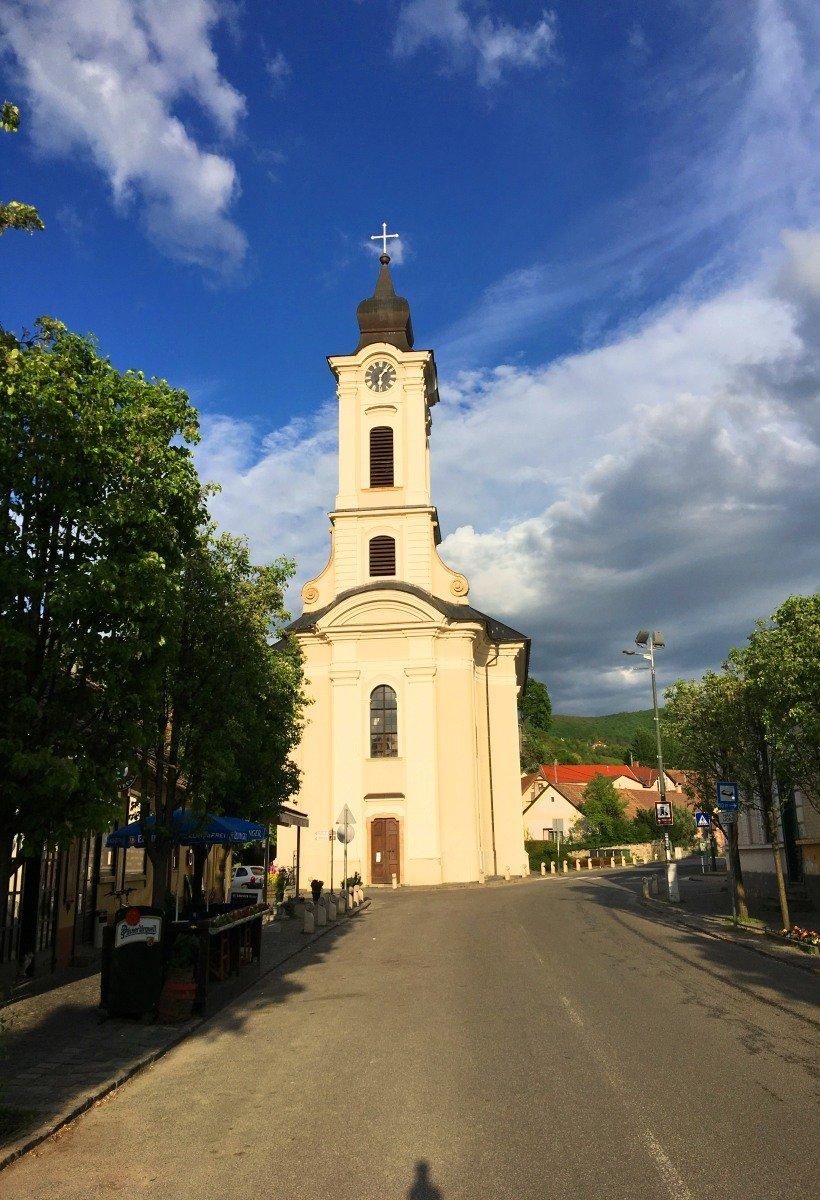 Visegrád Kirche