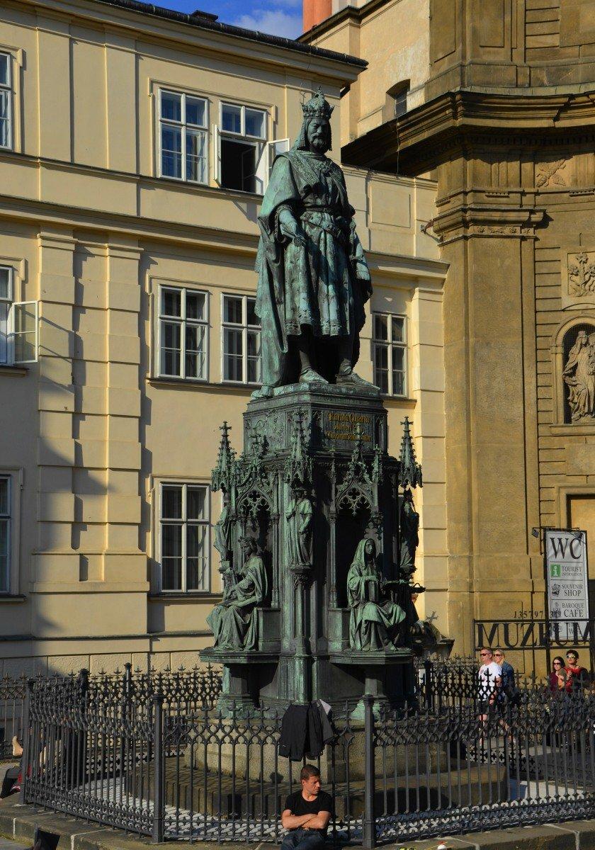 Denkmal Karl IV