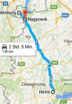 Heviz - Sopron
