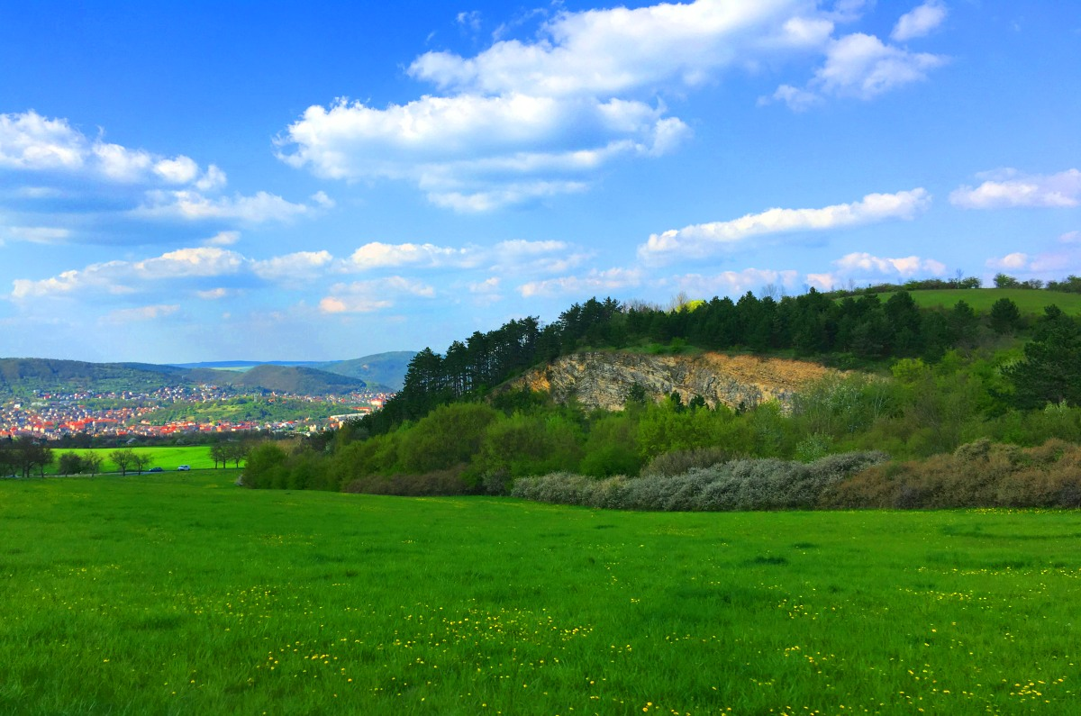 Tschechische Landschaft