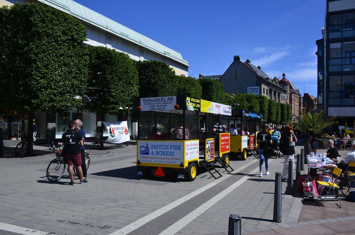 Fußgängerzone Trelleborg