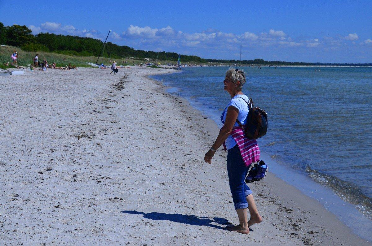 Strand von Falsterbo