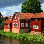 Arboga Flusspanorama