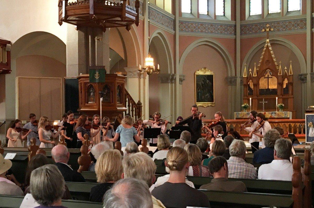 Kirchenkonzert in der St. Petri Kirche