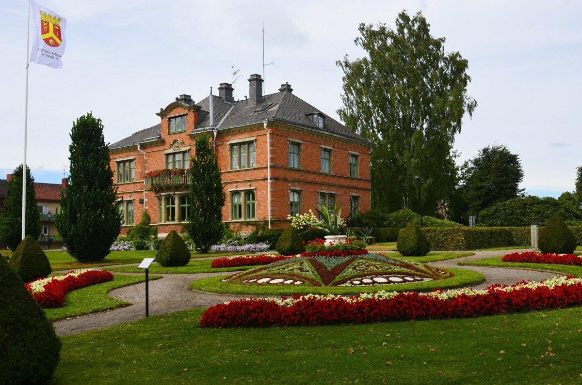 Kommunales Verwaltungsgebaeude Katrineholm2
