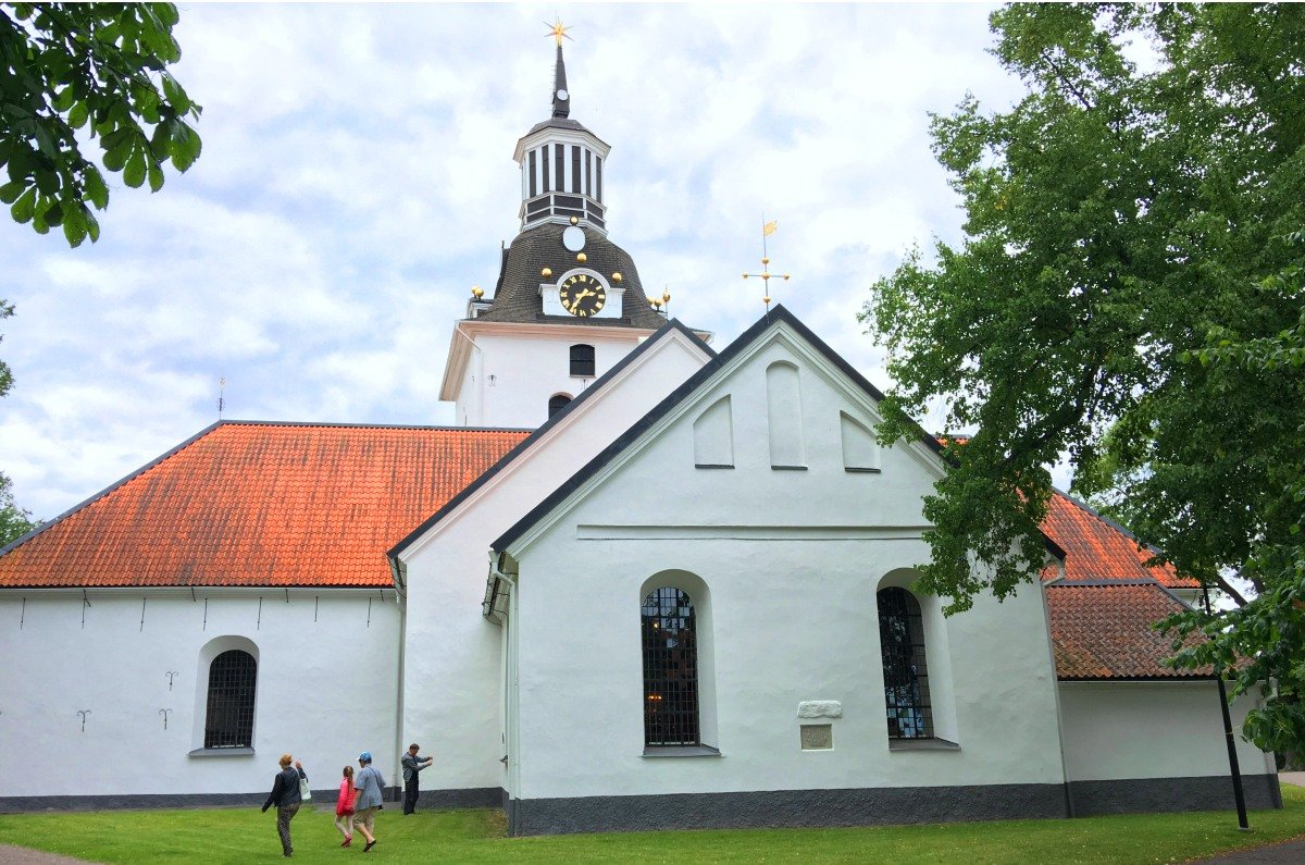 St. Gertrud Kirche
