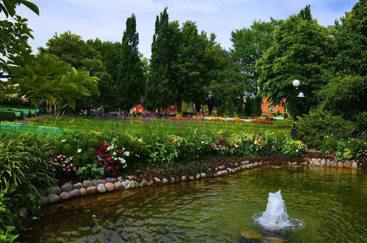 Stadtpark Katrineholm
