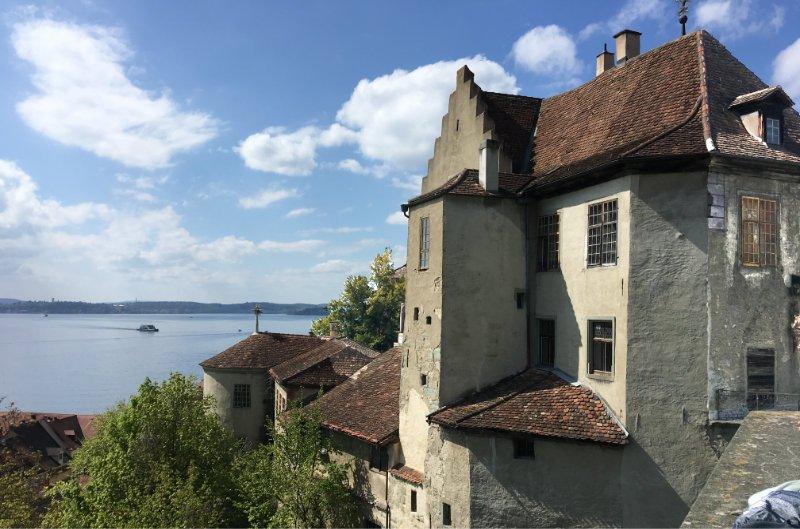 Das Alte Schloss in Meersburg