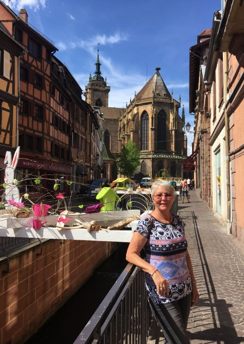 Anne vor dem Münster