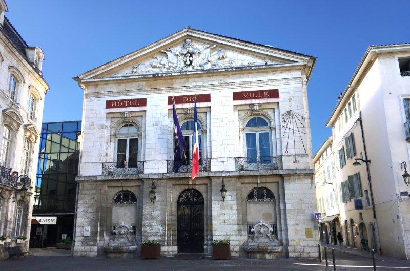 Bourg-en-Bresse Rathaus