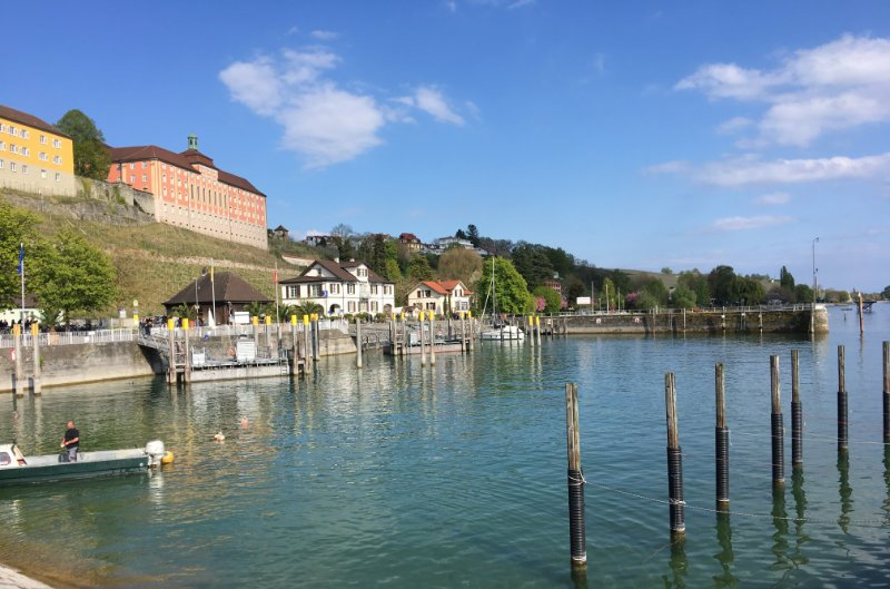 Hafen Meersburg