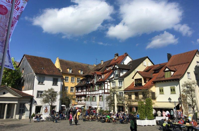 Meersburg Altstadt
