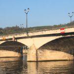 Pont-à-Mousson Brückenpanorama