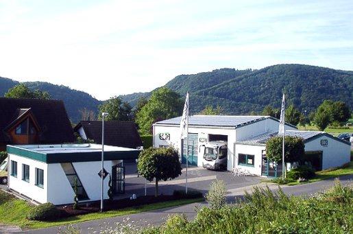 Die Firma SOG-Systeme in Löf an der Mosel