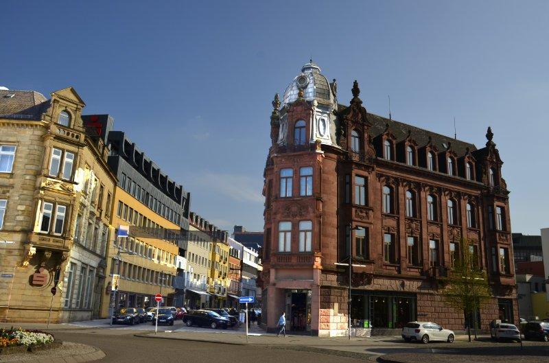 Stadtbild Saarlouis