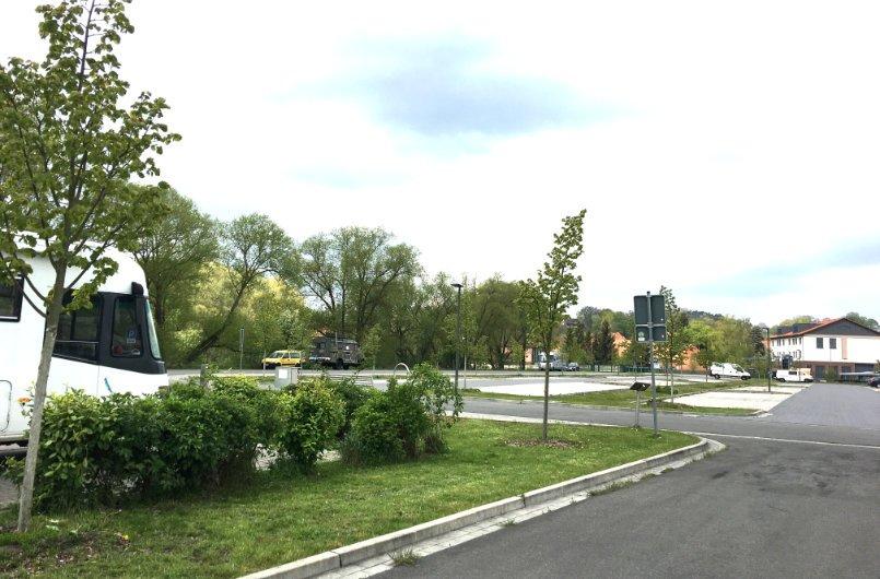 Kostenloser Stellplatz in Hitzacker
