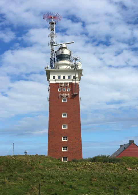 Helgoländer Leuchtturm