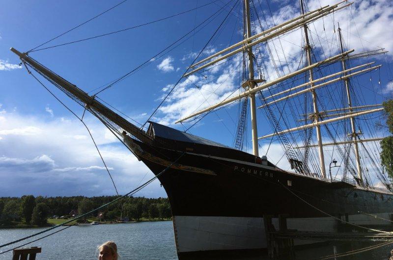 4-Mast Bark Pommern