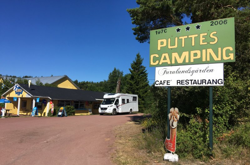 Puttes Camping