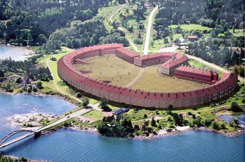 So in etwa hat die Festung einmal ausgesehen