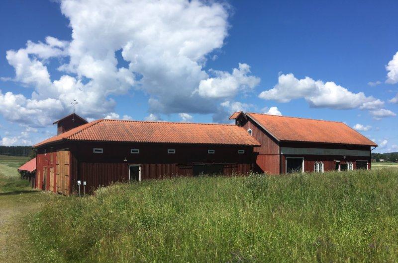 Wirtsschaftsgebäude