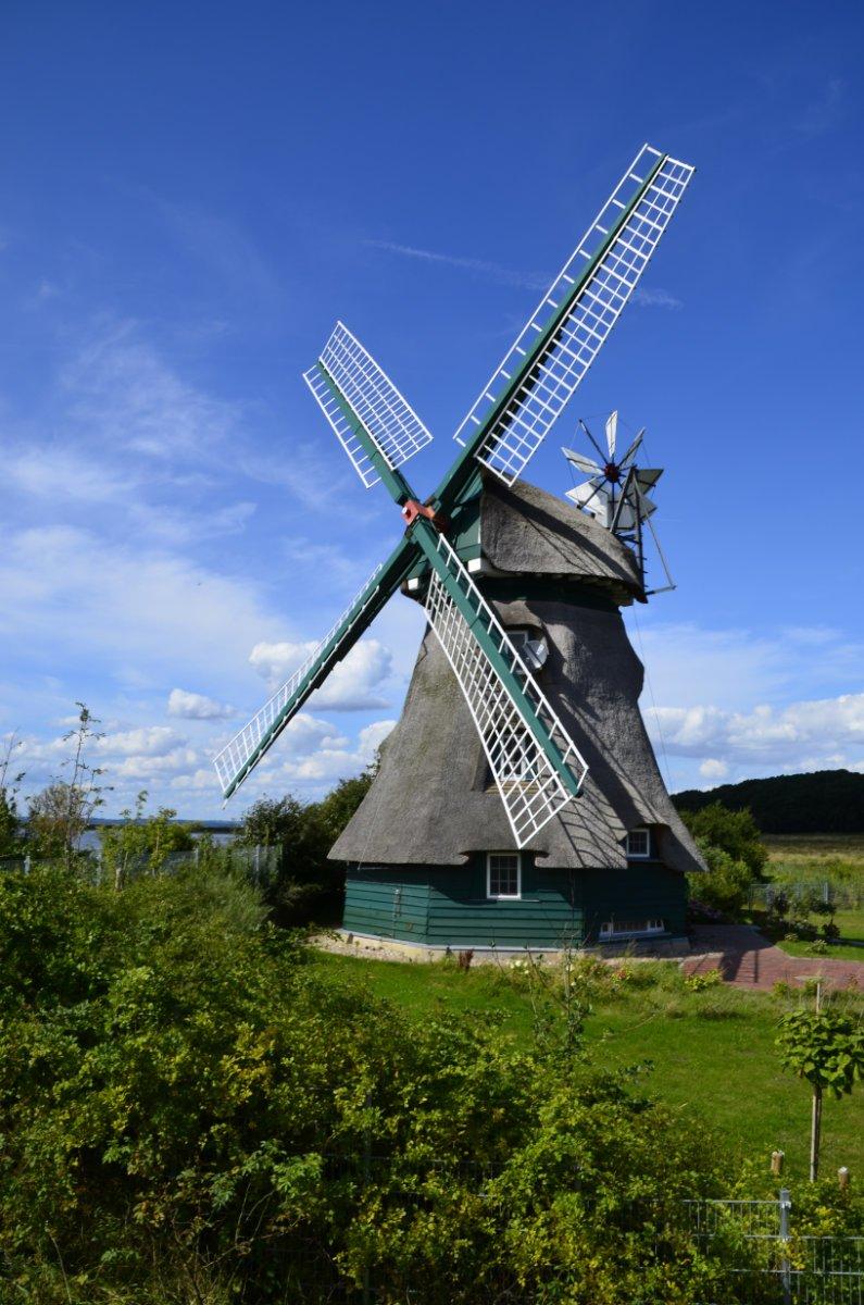 """Windmühle """"Charlotte"""""""