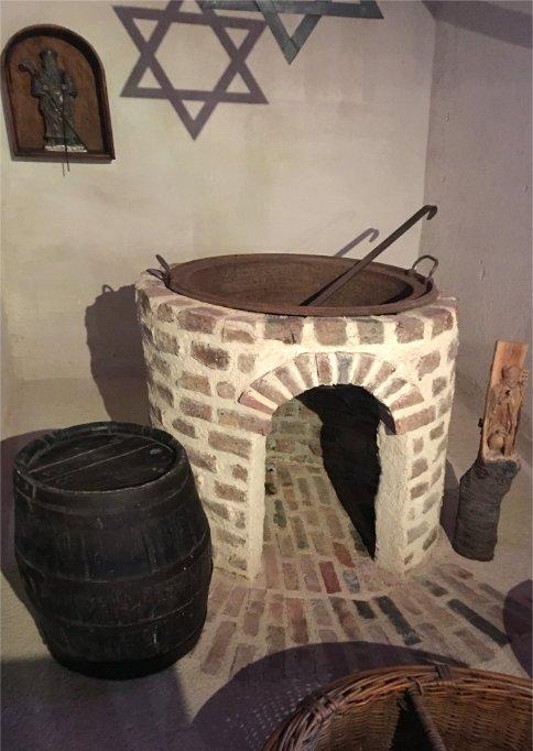 Braukessel aus dem Mittelalter