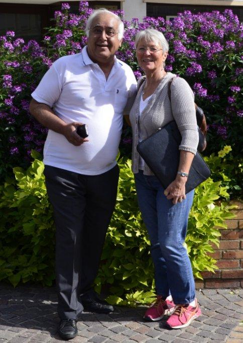 Gilbert mit Anne