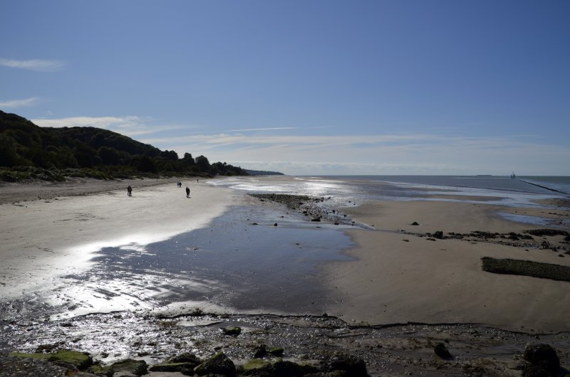 Honfleur Strand