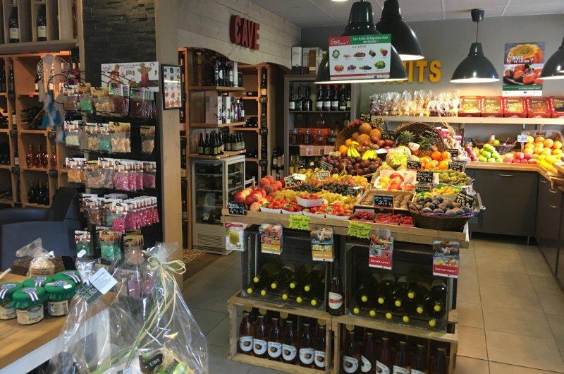 Toller Laden für regionale Produkte
