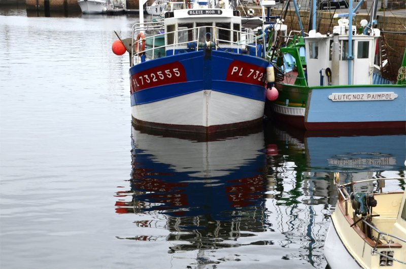 Bootsspiegelung