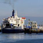 Calais Fährhafen