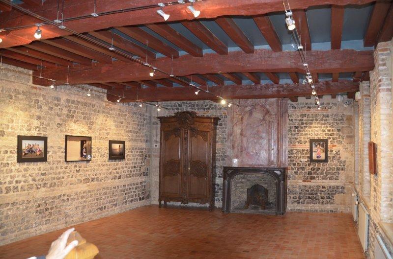 Fotoausstellung im Maison Henri IV