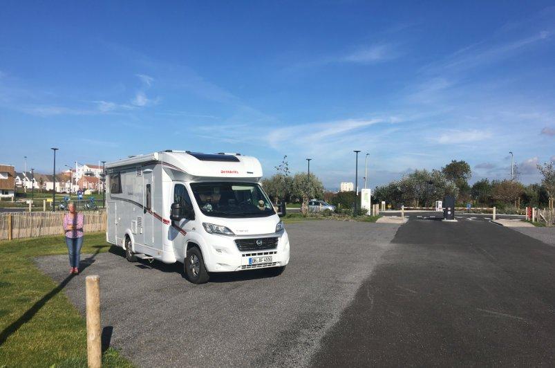 Stellplatz Calais