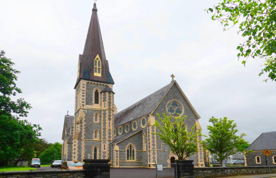 Holy Cross Kirche