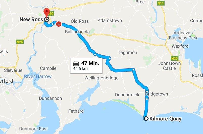 Kilmore Quay - New Ross