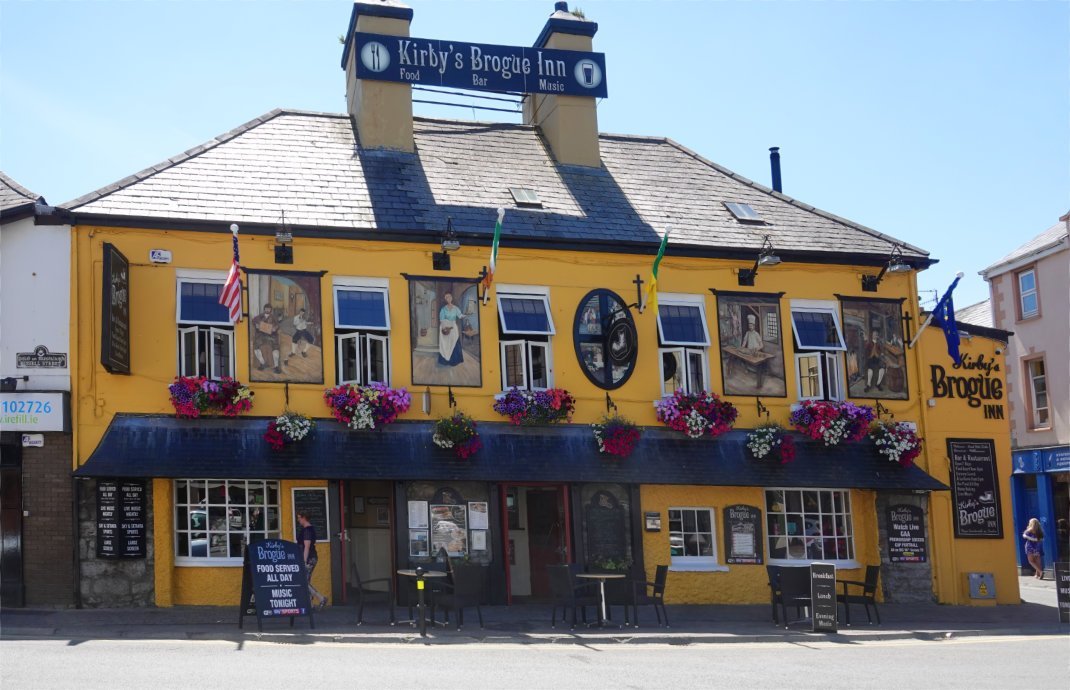 Kirby's Brogue Pub