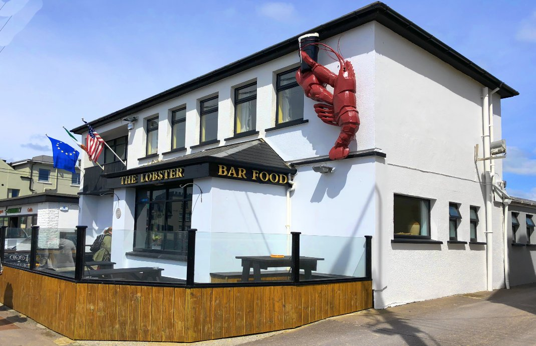 The Lobster Restaurant in Waterville