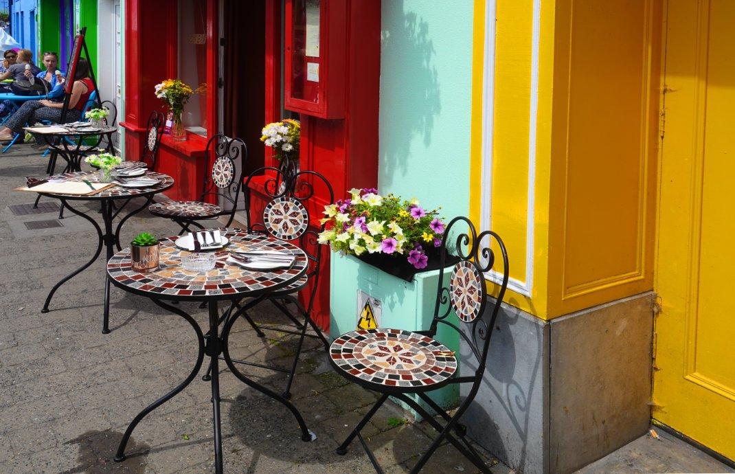 Zauberhaftes Café